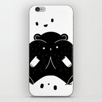 IMMIGRANT BEARS iPhone & iPod Skin