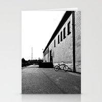 Nalley Valley bike Stationery Cards