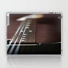Up close Tele Laptop & iPad Skin