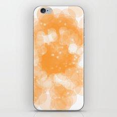 Super Orange iPhone & iPod Skin