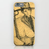 iPhone Cases featuring Swordsman by Red Drago