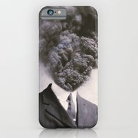 iPhone Cases featuring Outburst by J U M P S I C K ▼▲