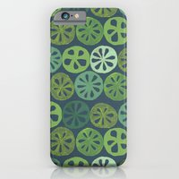 iPhone & iPod Case featuring Lotus Root by Jasmine Sierra