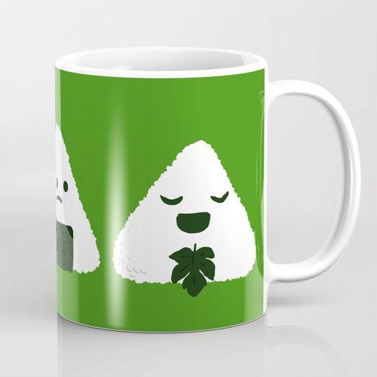 Nude Onigiri Mug