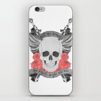 Kill my Demon iPhone & iPod Skin
