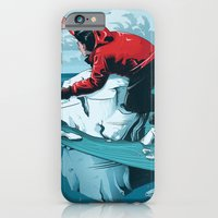 iPhone & iPod Case featuring Staying Afloat by Steven P Hughes