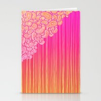 The Unraveling Of Paisle… Stationery Cards