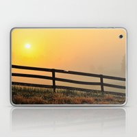 Foggy Farm Laptop & iPad Skin