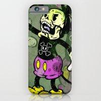 Mick Skele iPhone 6 Slim Case