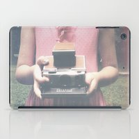 Dreams and Pictures iPad Case