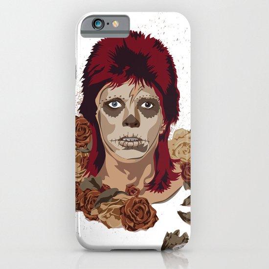 Ziggy de los Muertos iPhone & iPod Case