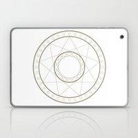 Anime Magic Circle 14 Laptop & iPad Skin