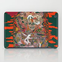 WIND THE SWAN iPad Case