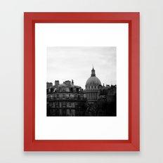 FRENCH REPUBLIC'S PANTHEON. Framed Art Print