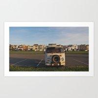 San Fran For Days  Art Print