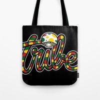 TRIBAL CHRONIC Tote Bag