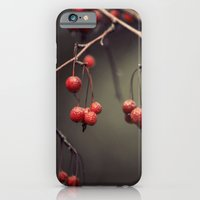 iPhone & iPod Case featuring almost winter by Monica Ortel ❖