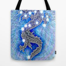 Dragon-constellation series Tote Bag