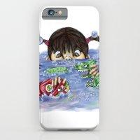 Bath Time iPhone 6 Slim Case