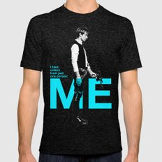 "Han Solo  - ""I Take Or… Mens Fitted Tee Tri-Black SMALL"