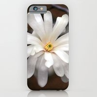 iPhone & iPod Case featuring Magnolia I by Kama Storie