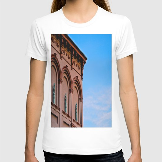 Cherubs on the Ledge T-shirt