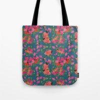 April Blooms(Bougainvill… Tote Bag