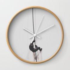 ur not alone Wall Clock