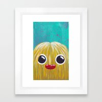 Suzanne Framed Art Print