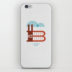 The Factory iPhone & iPod Skin