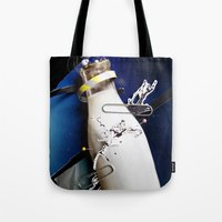 Milky | Collage Tote Bag