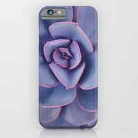 iPhone & iPod Case featuring Purple Pearl by Karin Elizabeth
