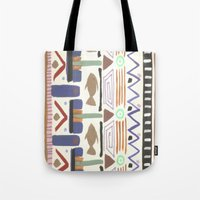 Pattern 004 Tote Bag
