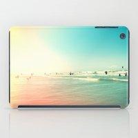 Sunny Side III iPad Case