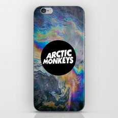 Arctic Monkeys iPhone & iPod Skin