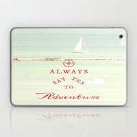 Always Adventure Laptop & iPad Skin