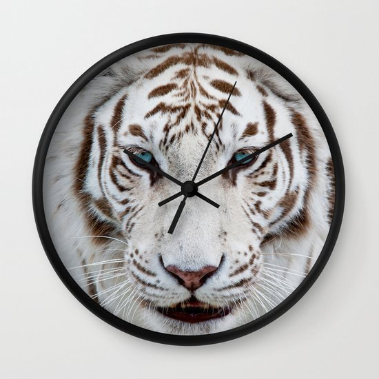 Tiger Tiger Wall Clock