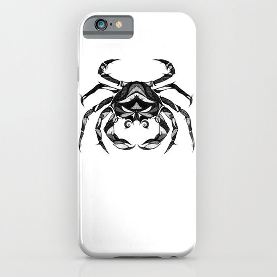 Signs of the Zodiac - Cancer iPhone & iPod Case