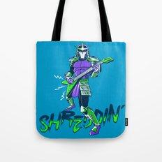 Shreddin' Tote Bag