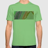 Caroline Mens Fitted Tee Grass SMALL