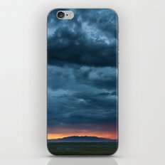 Salt Lake Sky iPhone & iPod Skin
