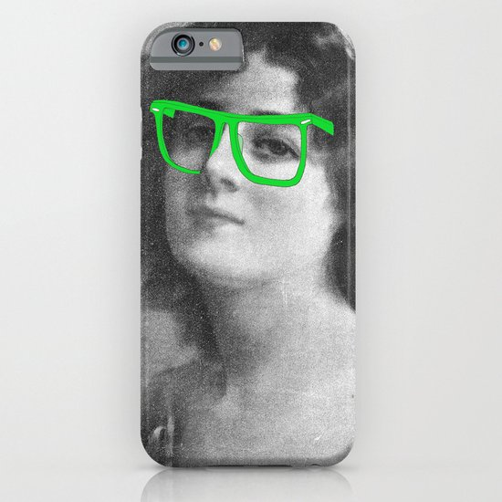 Josephine is a Hipster iPhone & iPod Case