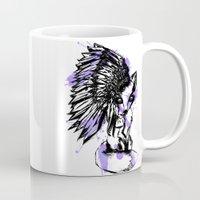 fox spirt  Mug