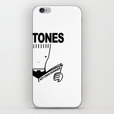 Descentones iPhone & iPod Skin