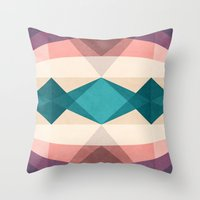 Some Things Are Strange Throw Pillow