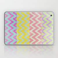 Chevron Summer Laptop & iPad Skin
