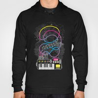 Music Coaster Hoody