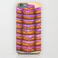 Donuts II 'Bon appetit Homer' iPhone 6 Slim Case