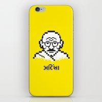 Ahimsa iPhone & iPod Skin