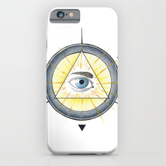 Eye of Providence iPhone & iPod Case